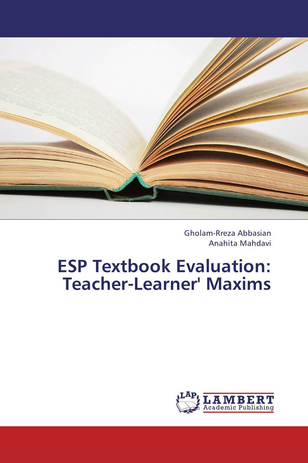 ESP Textbook Evaluation: Teacher-Learner' Maxims an evaluation of vocabulary in kenyan english textbooks