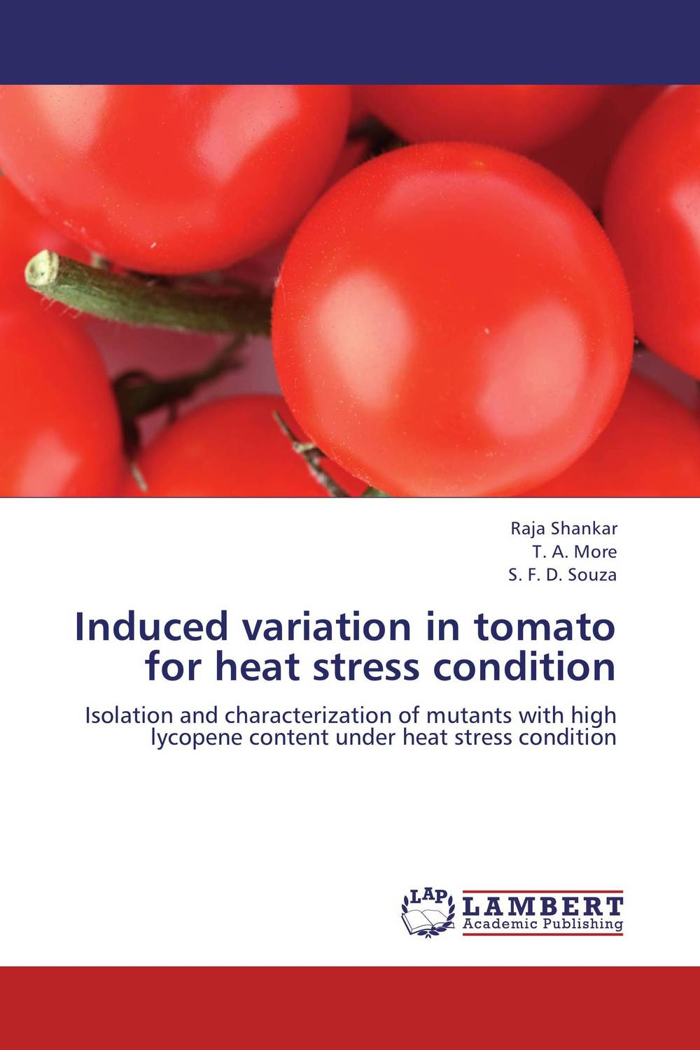 Induced variation in tomato for heat stress condition stress induced birefringence in polymer optical waveguides