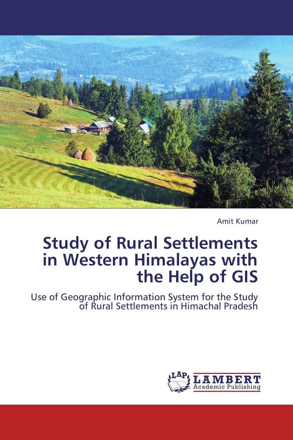 Study of Rural Settlements in Western Himalayas with the Help of GIS a study of the religio political thought of abdurrahman wahid
