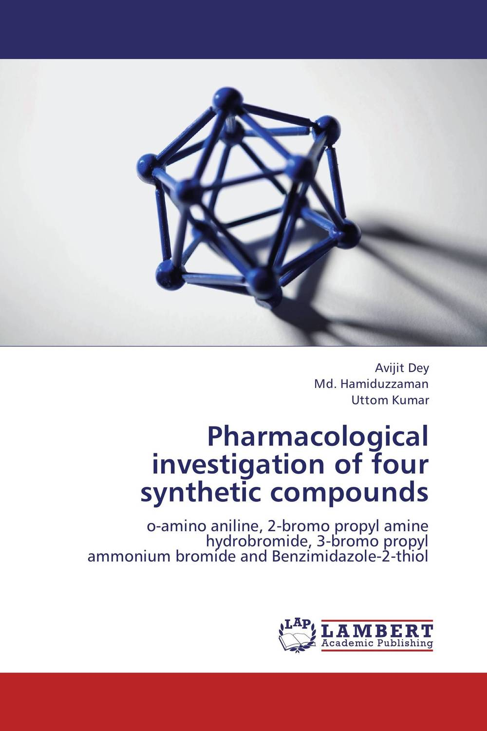 Pharmacological investigation of four synthetic compounds  michael silaev the kinetic investigation of the free radical addition