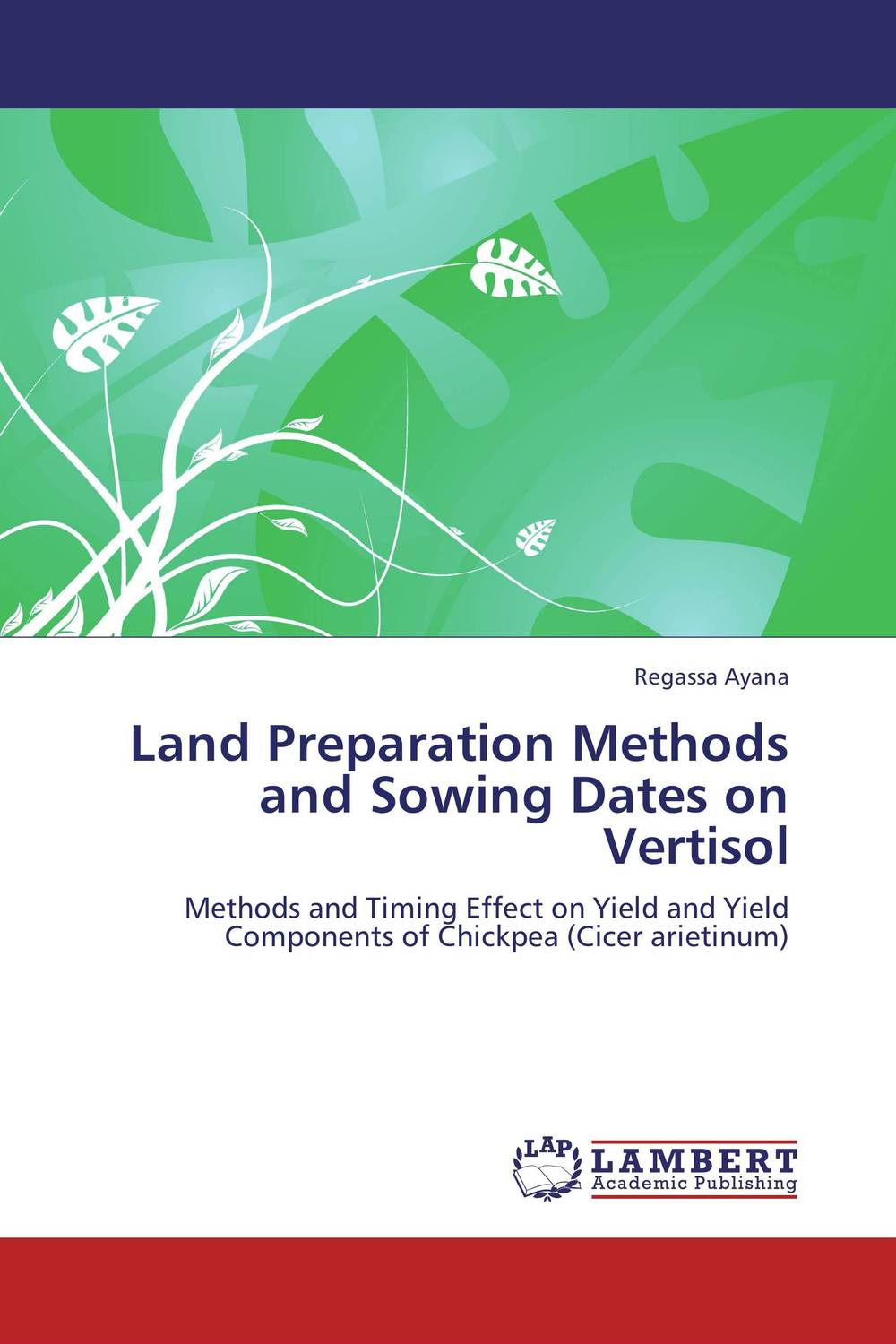 Land Preparation Methods and Sowing Dates on Vertisol phosphorus sorption chractersitics of some soils of southern ethiopia