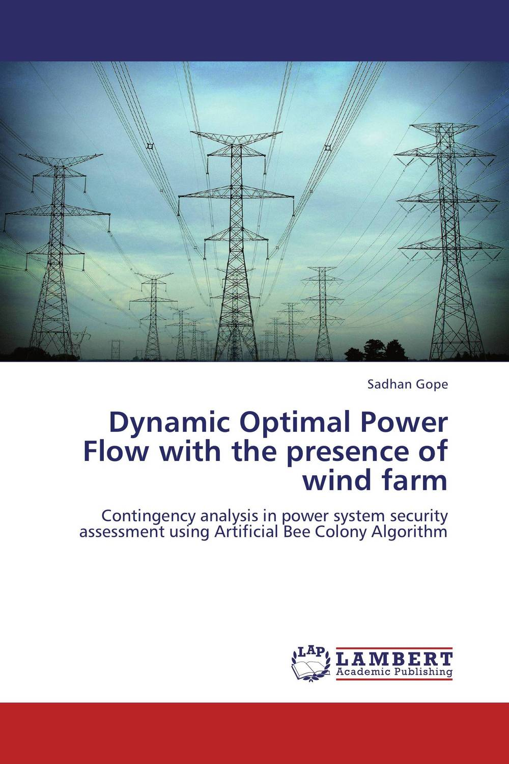 Dynamic Optimal Power Flow with the presence of wind farm impact of wind energy on reactive power and voltage control