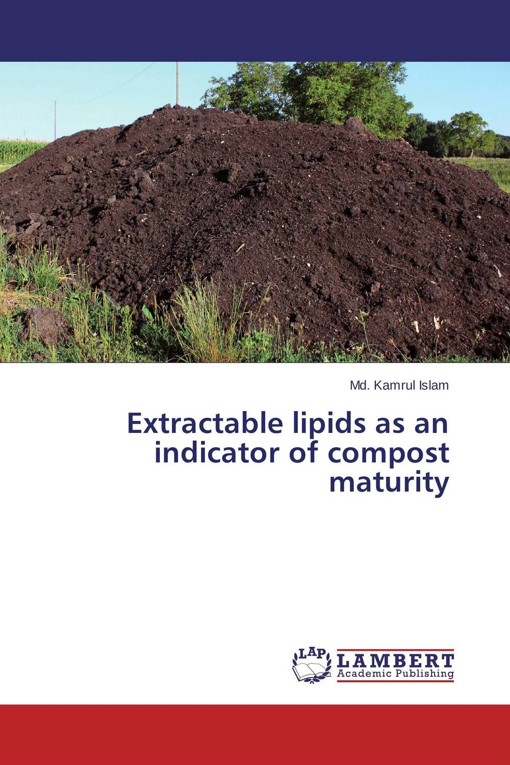Extractable lipids as an indicator of compost maturity effect of methods of composting on quality of compost from wheat straw