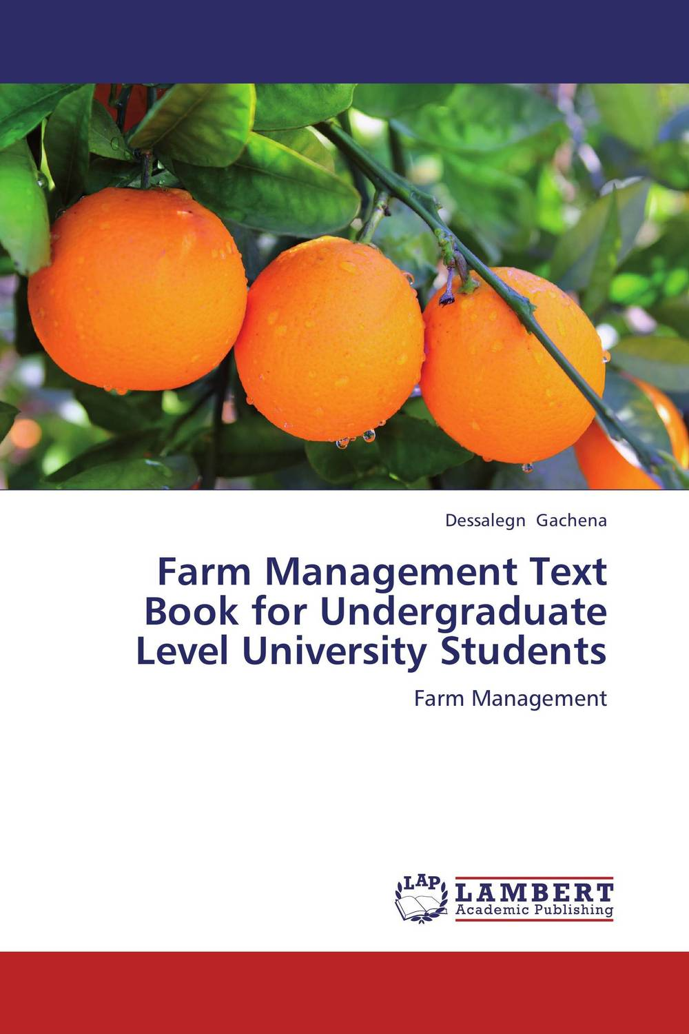 Farm Management Text Book for Undergraduate Level University Students maisy s farm sticker book