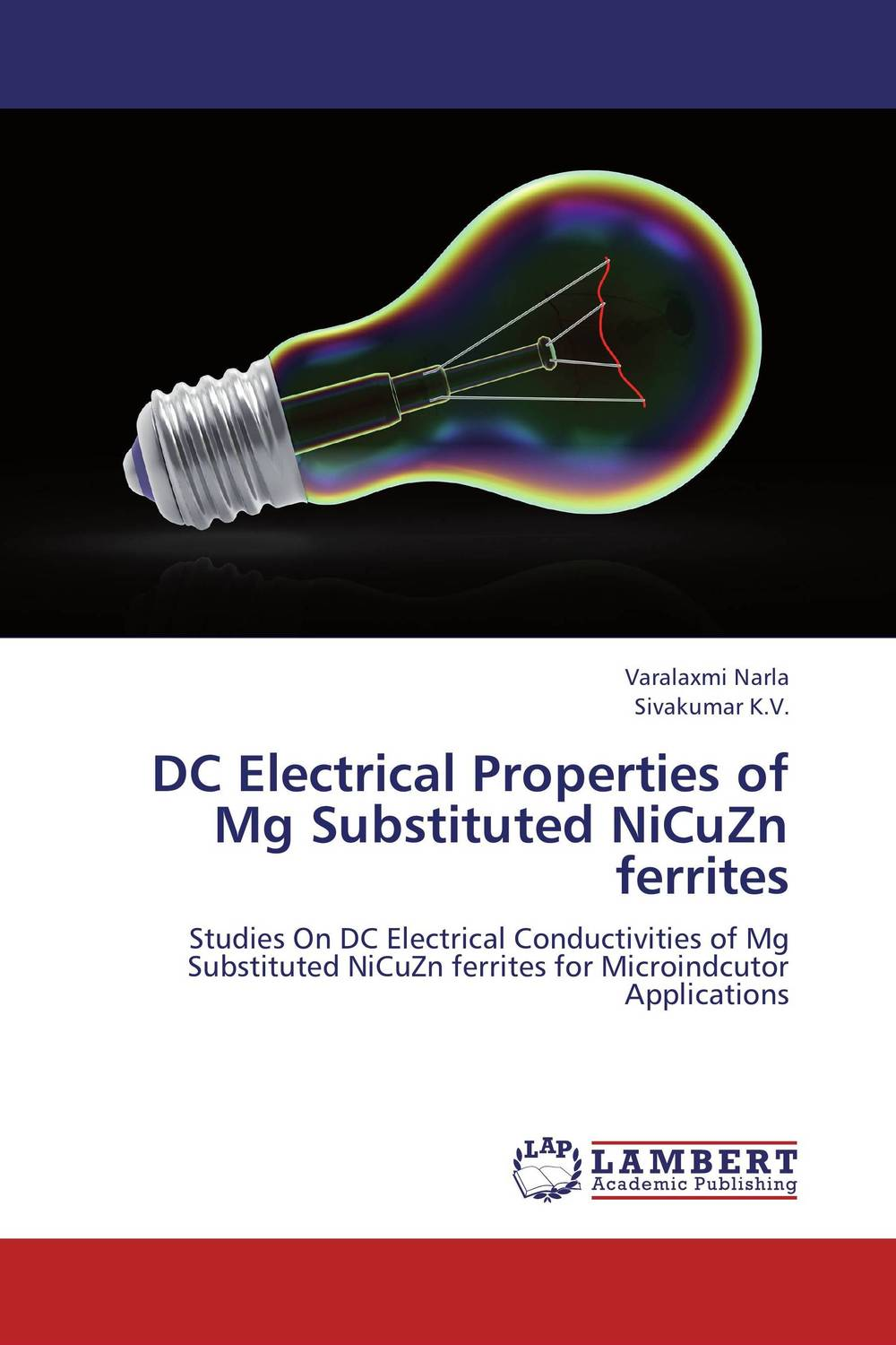 DC Electrical Properties of Mg Substituted NiCuZn ferrites nicuzn ferrite