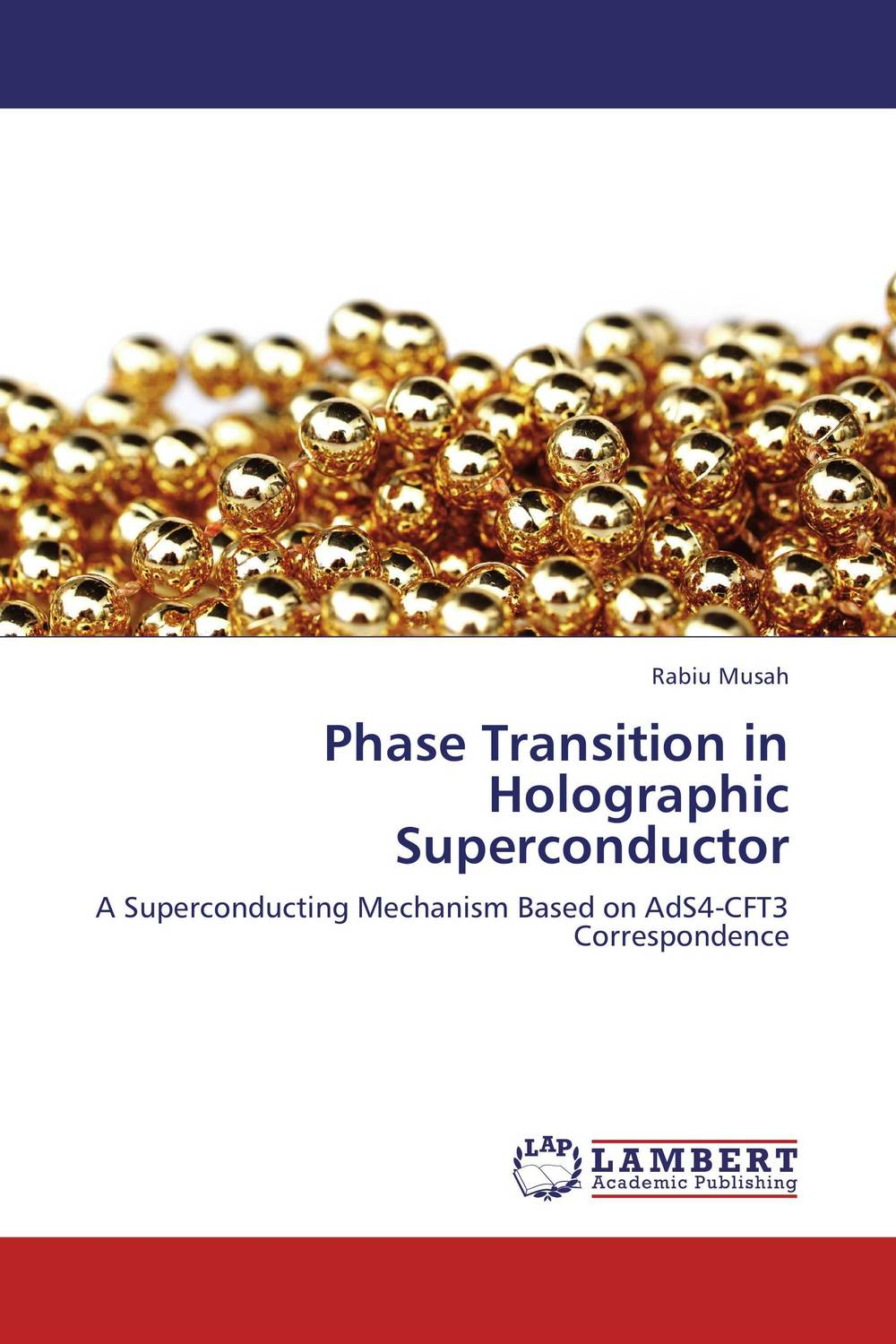 Phase Transition in Holographic Superconductor