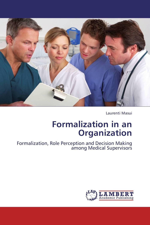 Formalization in an Organization found in brooklyn