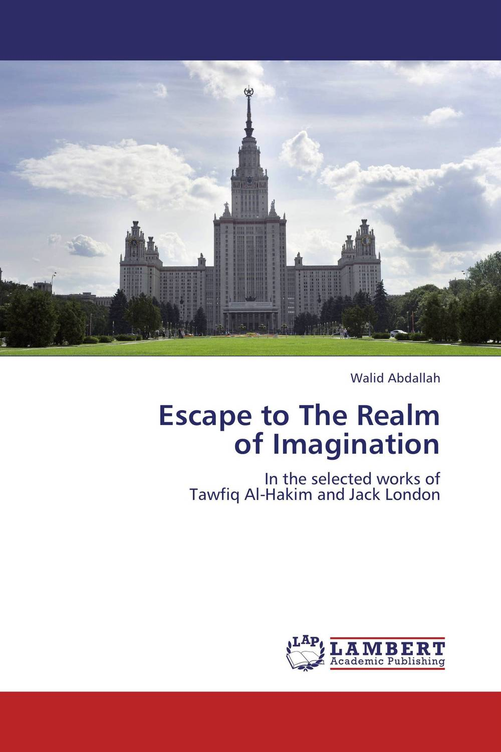 Escape to The Realm   of Imagination