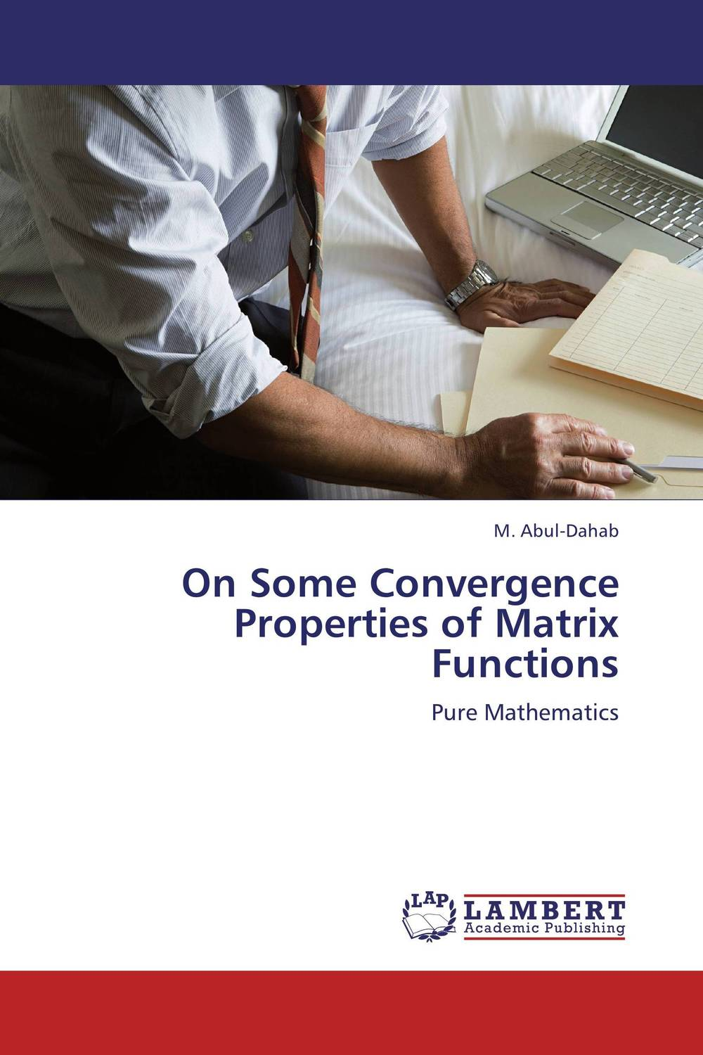 On Some Convergence Properties of Matrix Functions mircea ion cirnu algebraic equations