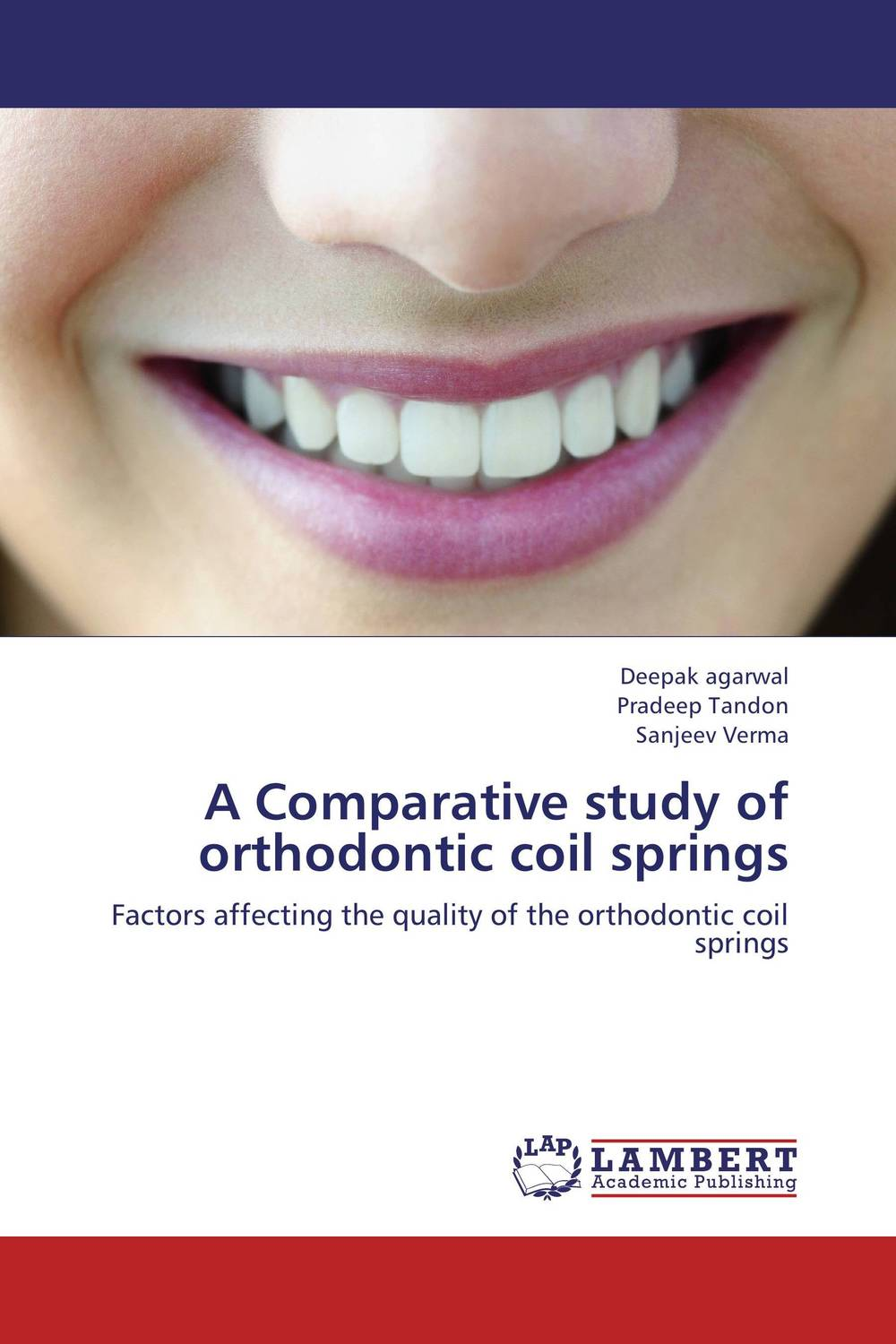 цена на A Comparative study of orthodontic coil springs