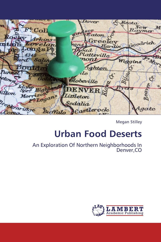 Urban Food Deserts