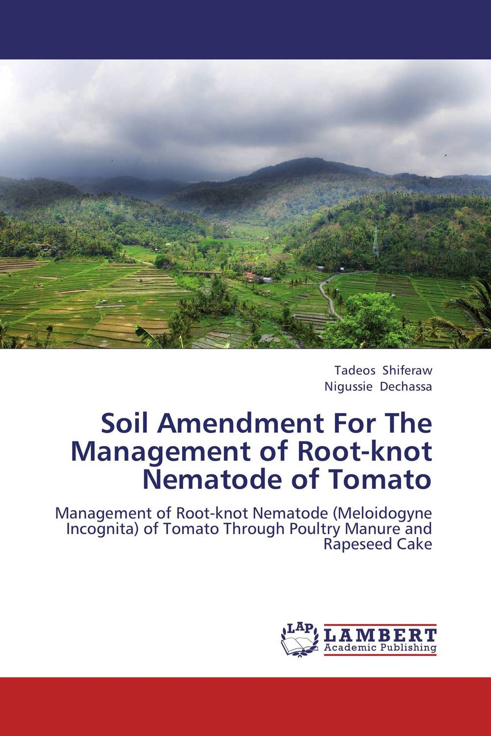 Soil Amendment For The Management of Root-knot Nematode of Tomato the teeth with root canal students to practice root canal preparation and filling actually