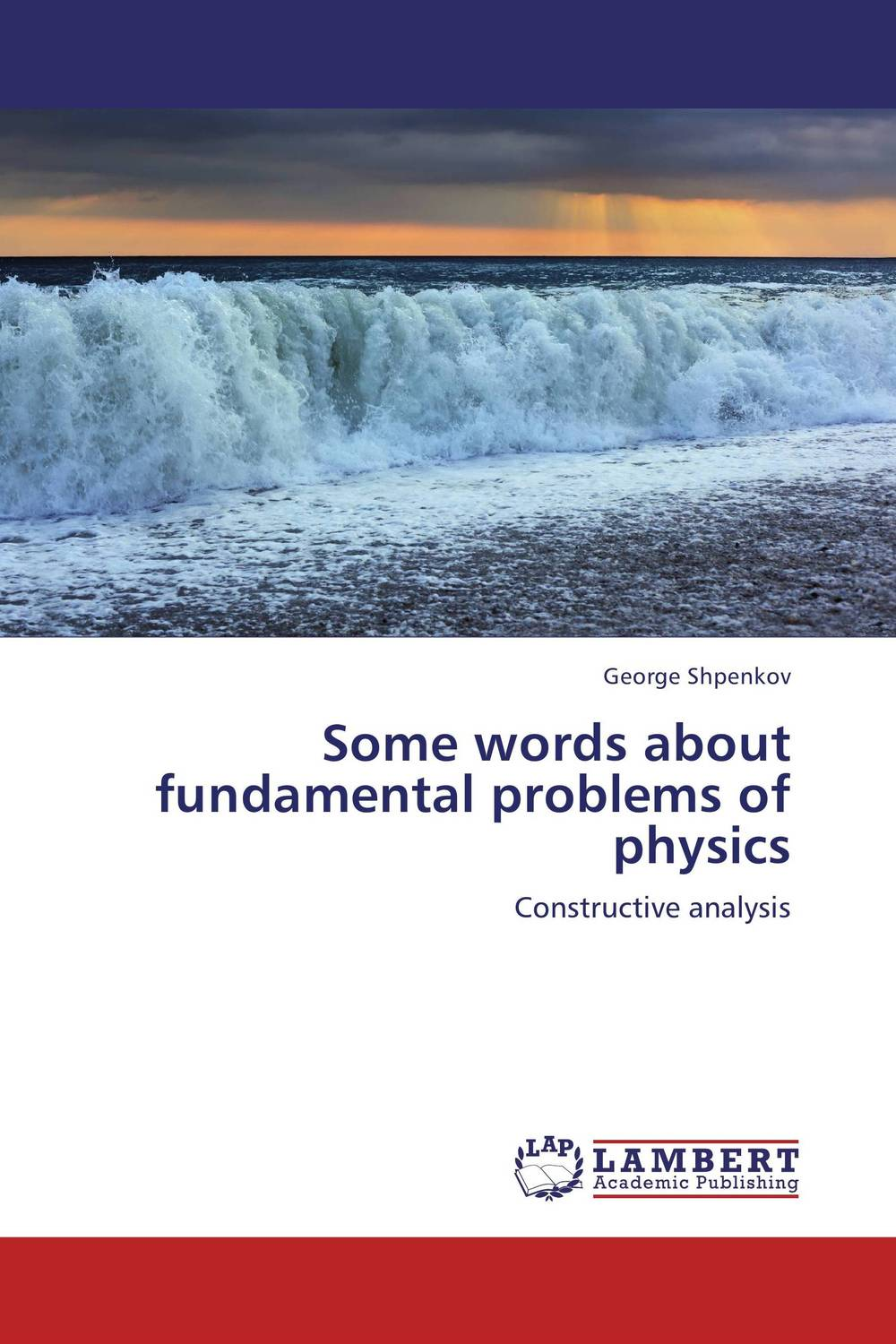 Some words about fundamental problems of physics fundamentals of physics extended 9th edition international student version with wileyplus set
