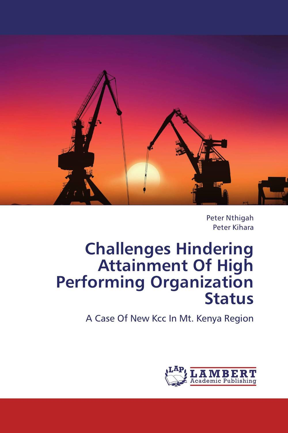 Challenges Hindering Attainment Of High Performing Organization Status hinder hinder welcome to the freakshow