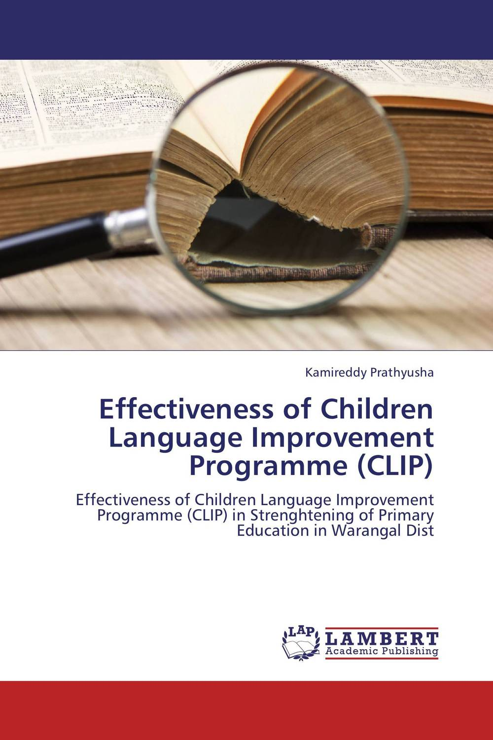 купить Effectiveness of Children Language Improvement Programme (CLIP) недорого