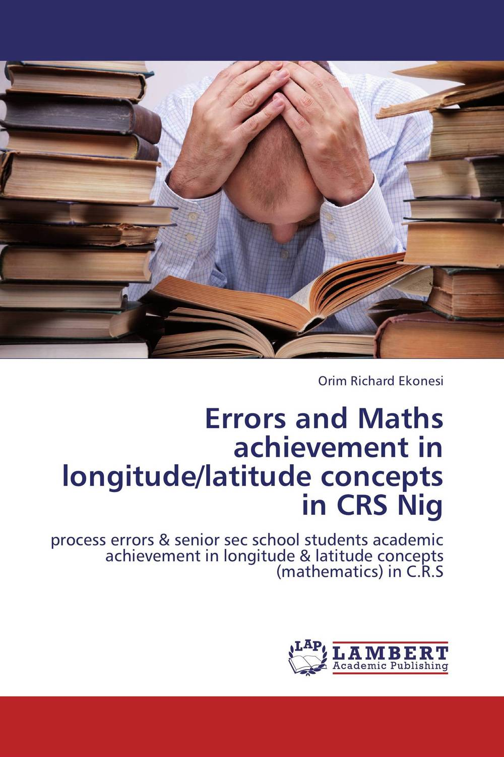 Errors and Maths achievement in longitude/latitude concepts in CRS Nig the comedy of errors