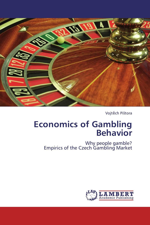 Economics of Gambling Behavior jerald pinto e economics for investment decision makers workbook micro macro and international economics