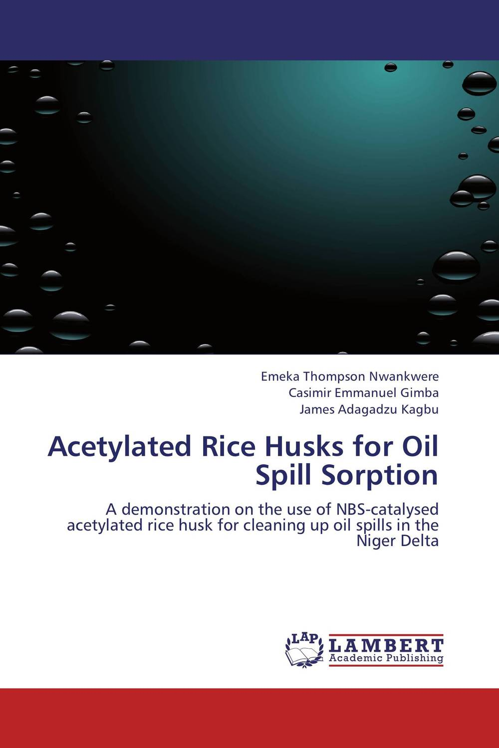 Acetylated Rice Husks for Oil Spill Sorption dearomatization of crude oil