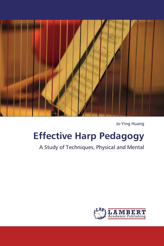 Effective Harp Pedagogy spirituals and gospel music performance practice