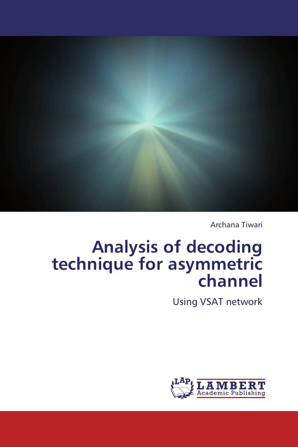 Analysis of decoding technique for asymmetric channel