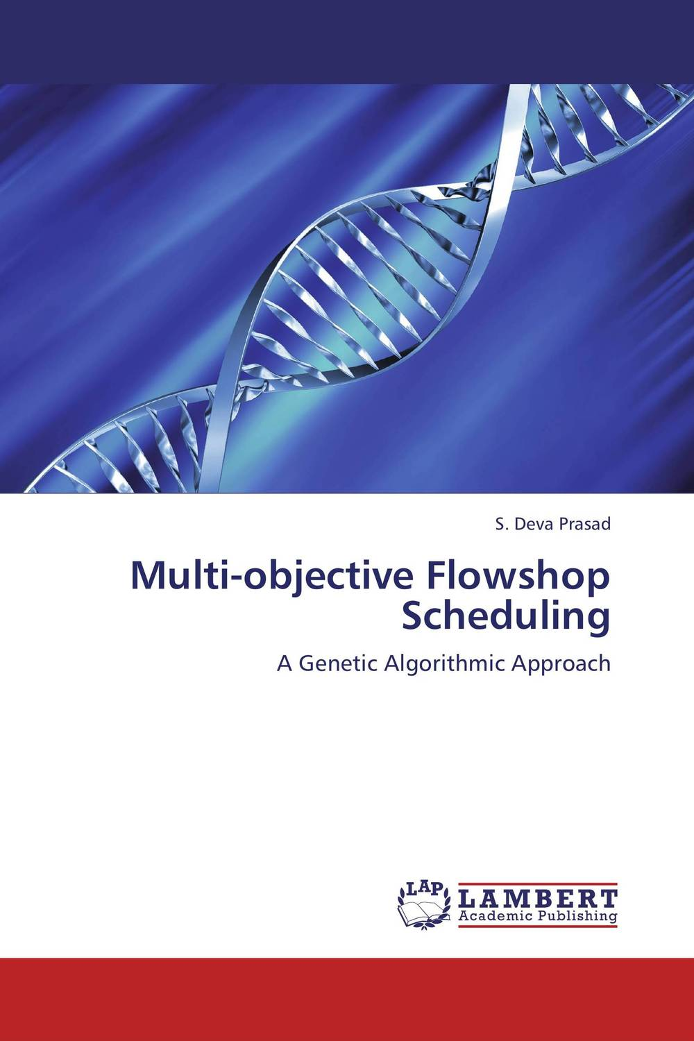 Multi-objective Flowshop Scheduling optimization of hydro generation scheduling