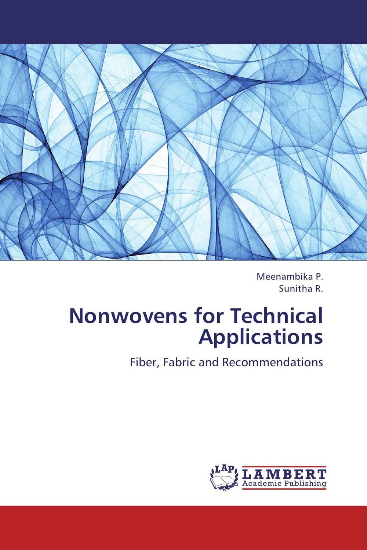 Nonwovens for Technical Applications sadat khattab usama abdul raouf and tsutomu kodaki bio ethanol for future from woody biomass