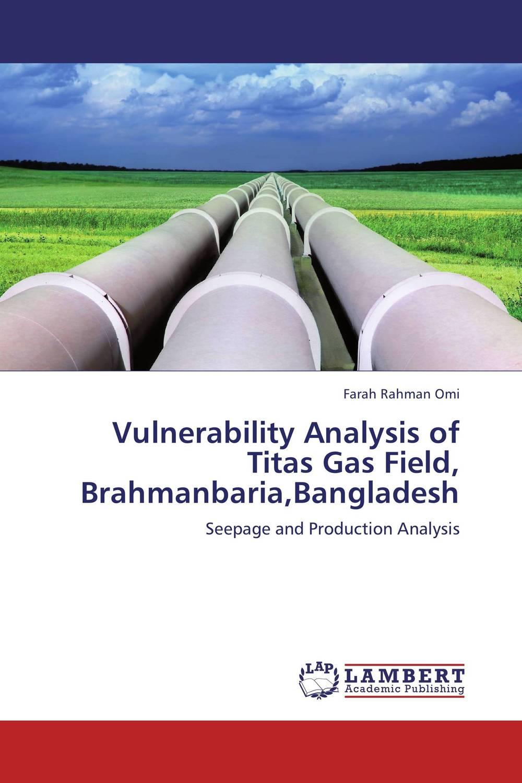 Vulnerability Analysis of Titas Gas Field, Brahmanbaria,Bangladesh voluntary associations in tsarist russia – science patriotism and civil society