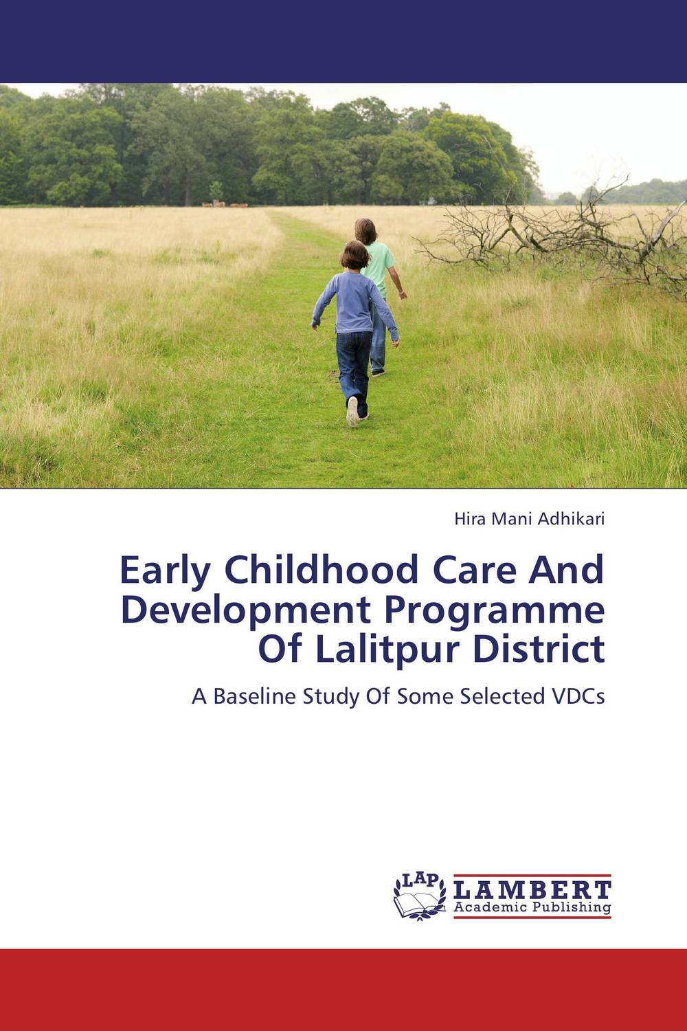 Early Childhood Care And Development Programme Of Lalitpur District