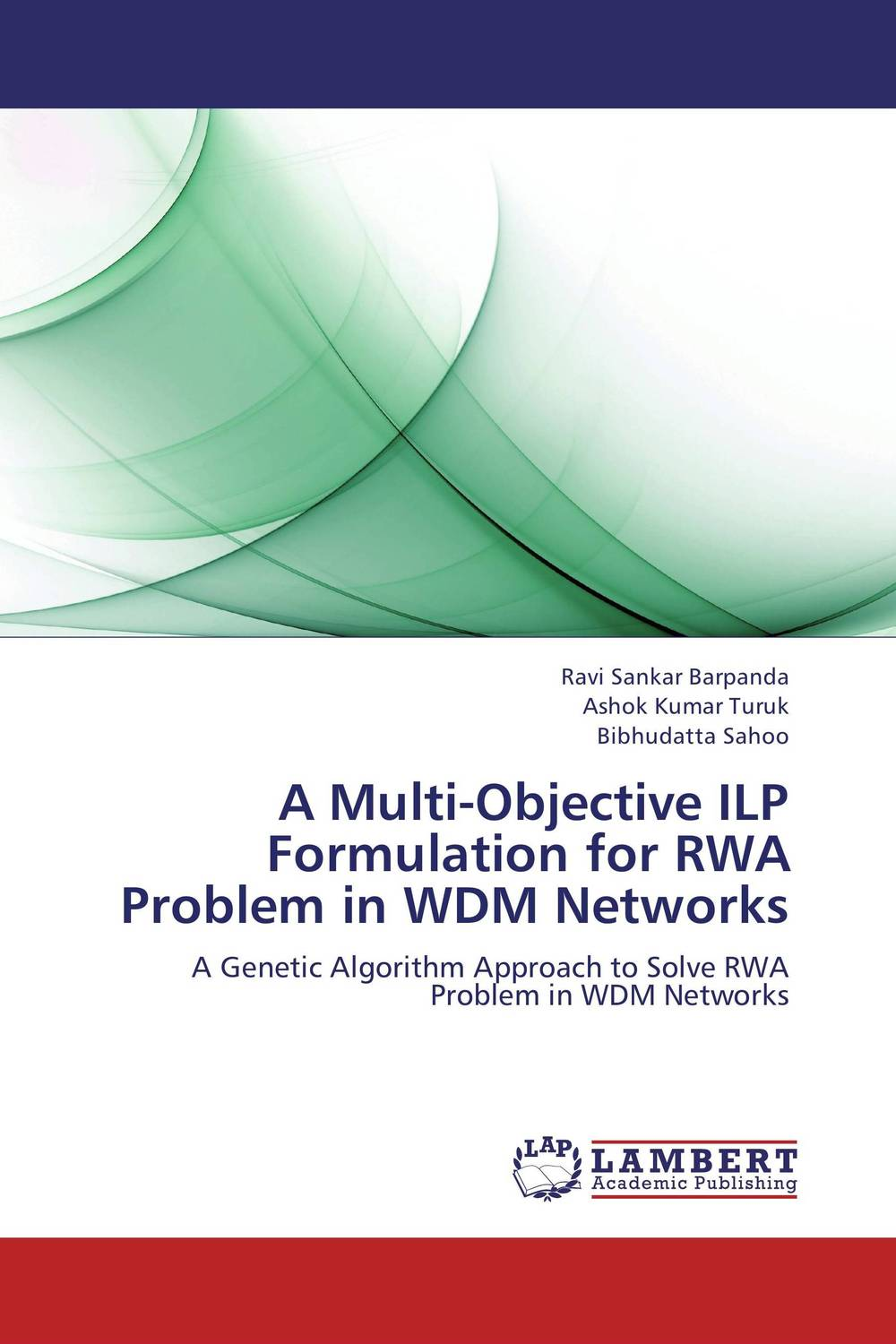 A Multi-Objective ILP Formulation for RWA Problem in WDM Networks