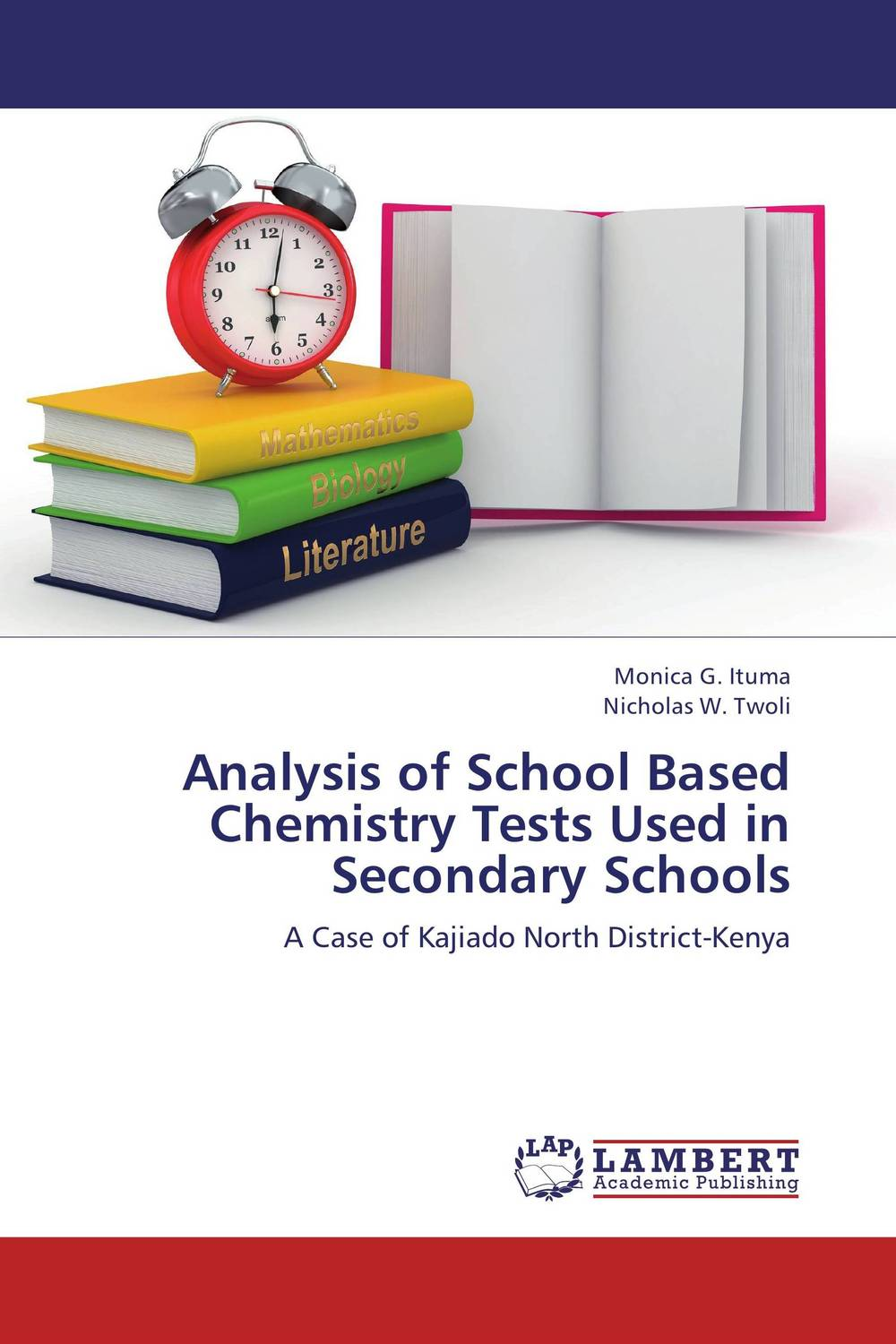 Analysis of School Based Chemistry Tests Used in Secondary Schools the limiting background in a detector testing facility for supercdms
