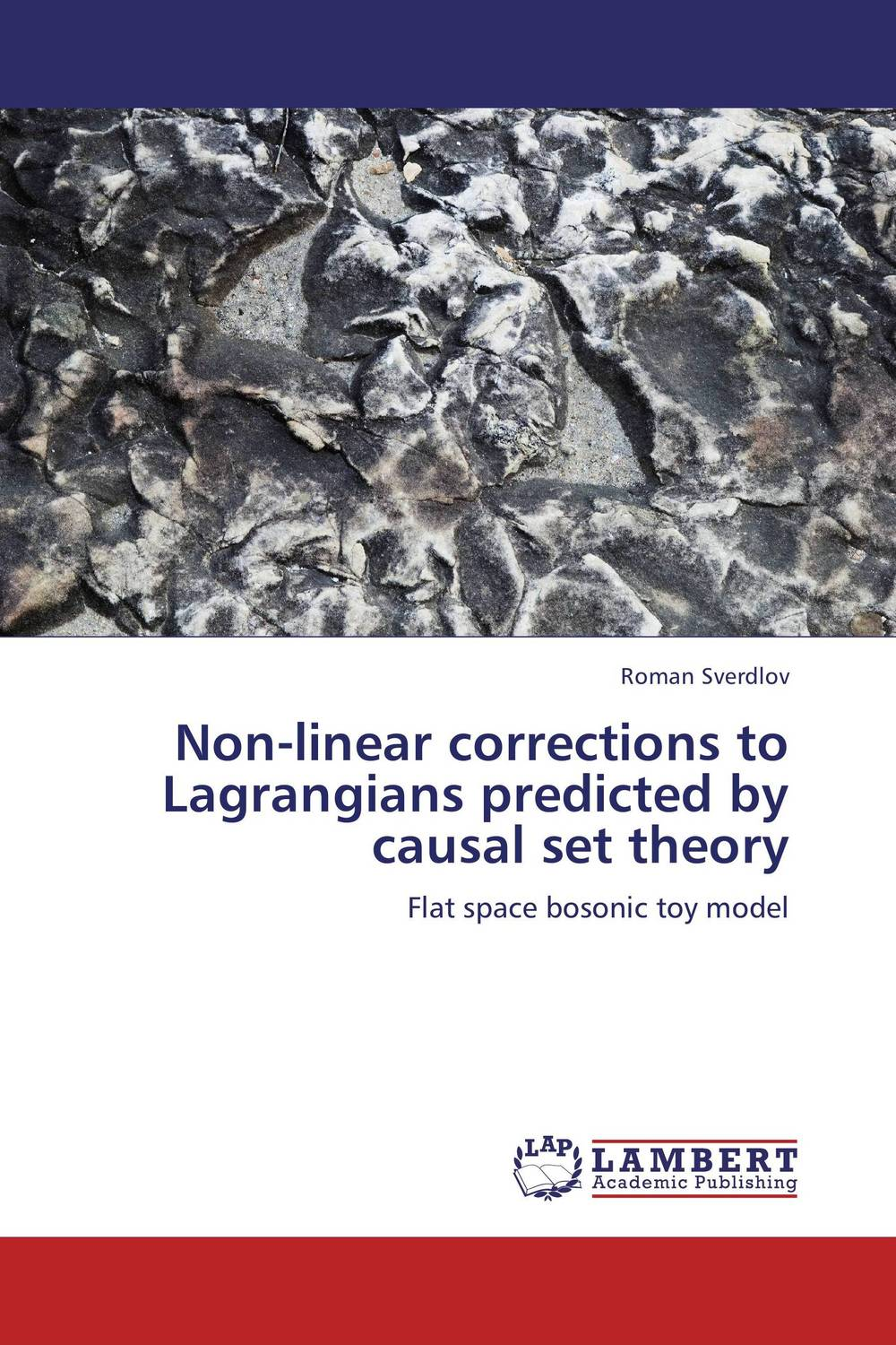 Non-linear corrections to Lagrangians predicted by causal set theory non linear theory of elasticity and optimal design