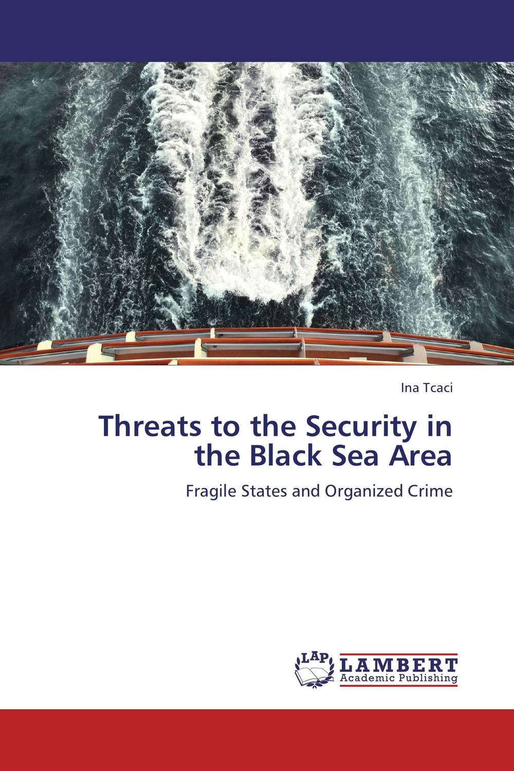 Threats to the Security in the Black Sea Area given to the sea
