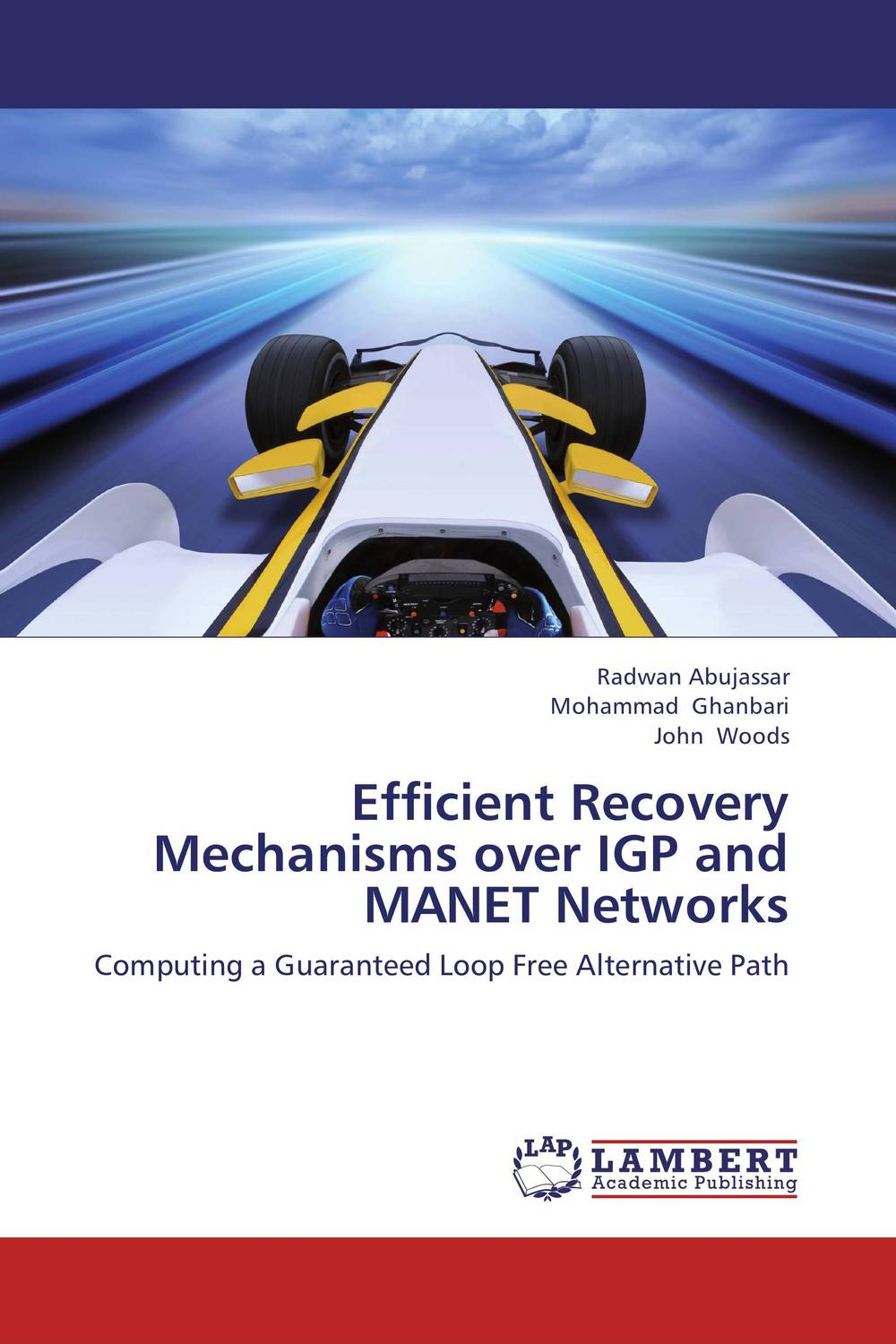 Efficient Recovery Mechanisms over IGP and MANET Networks network recovery