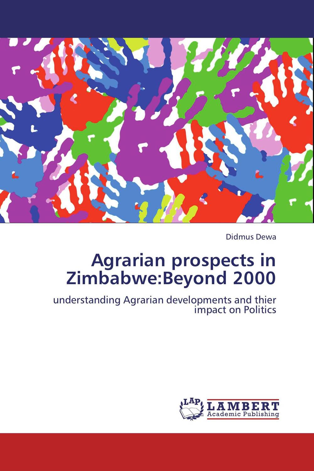 Agrarian prospects in Zimbabwe:Beyond 2000 ways of curbing tax evasion in zimbabwe