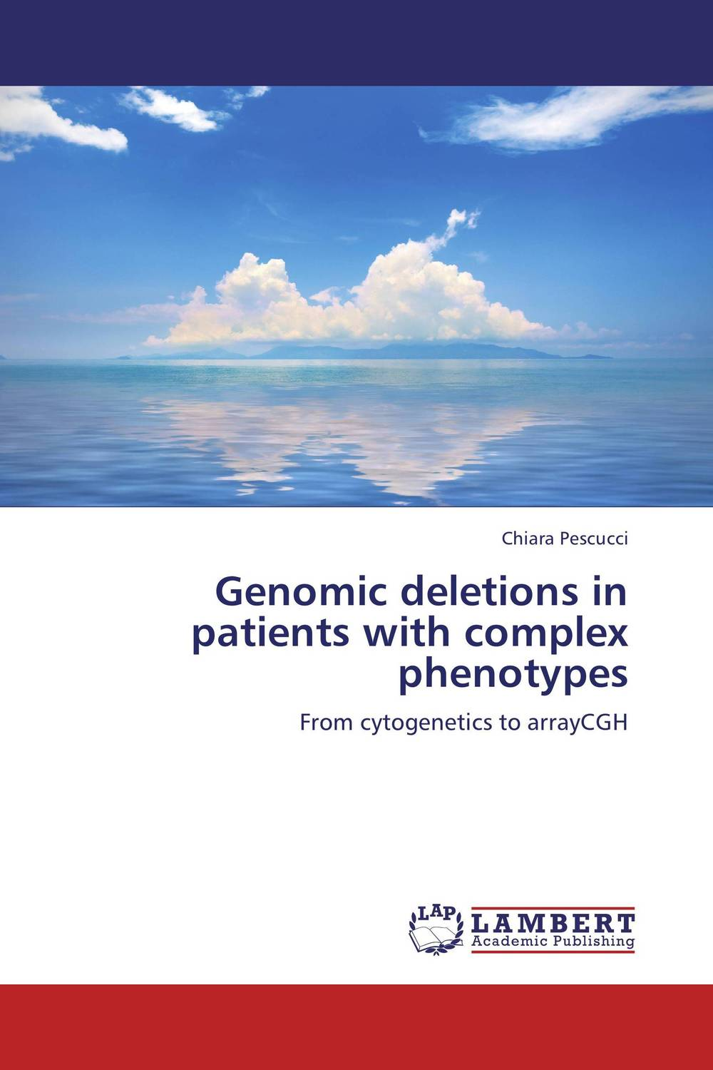 Genomic deletions in patients with complex phenotypes international review of research in mental retardation 18