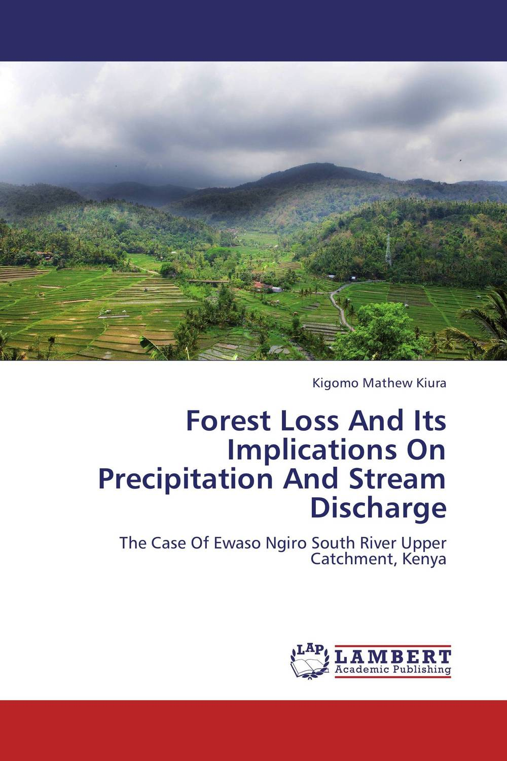 Forest Loss And Its Implications On Precipitation And Stream Discharge
