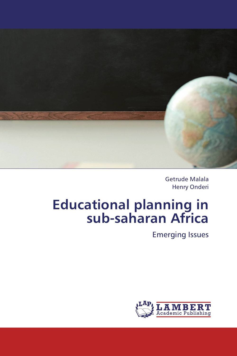 Educational planning in sub-saharan Africa