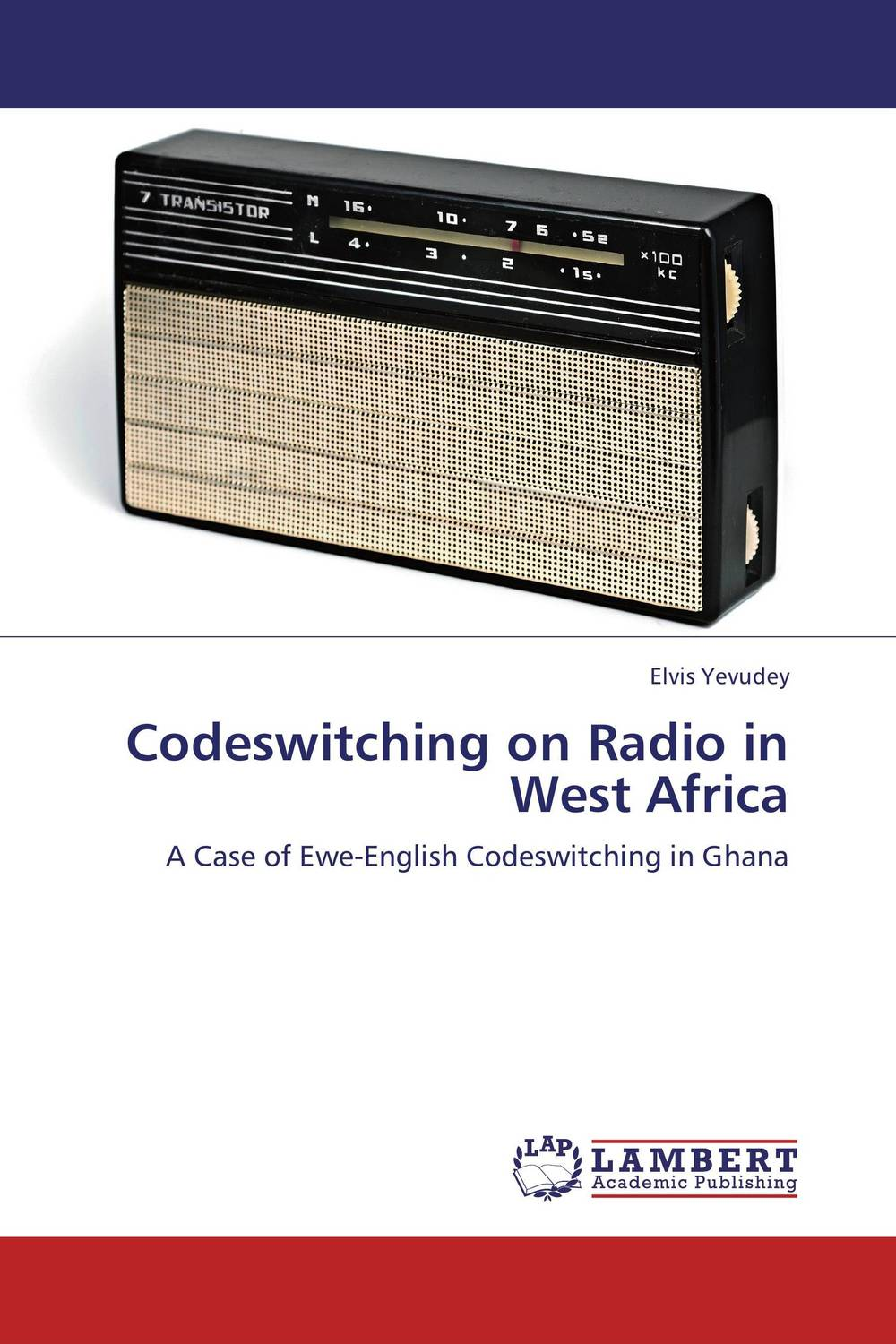 Codeswitching on Radio in West Africa viruses infecting yam in ghana togo and benin in west africa