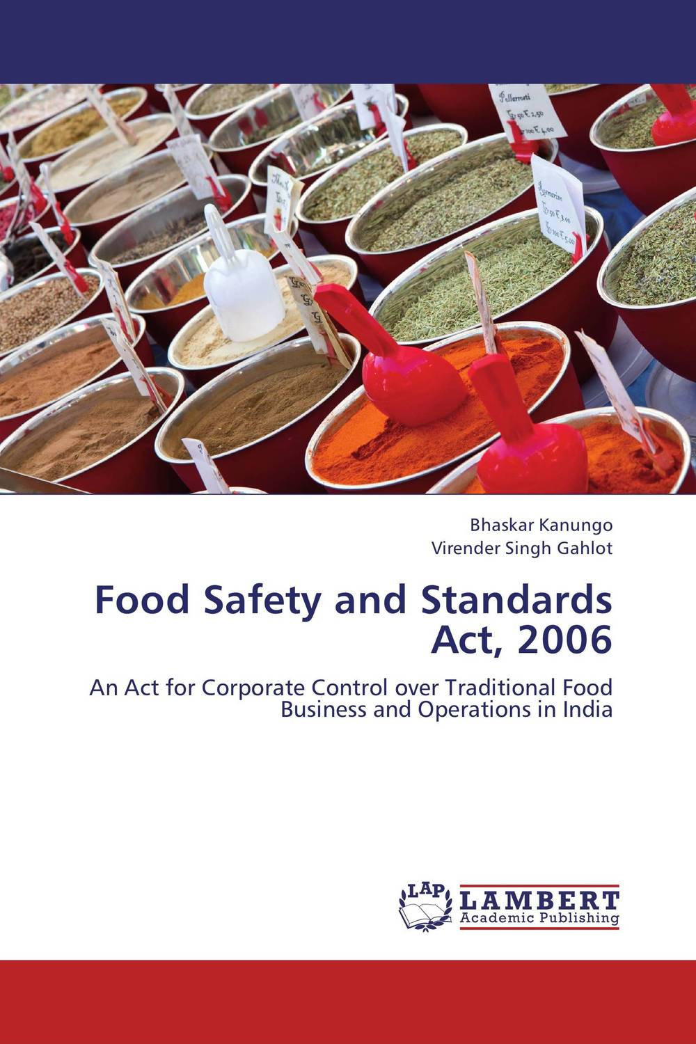 Food Safety and Standards Act, 2006 assessment of patient and staff safety standards in india