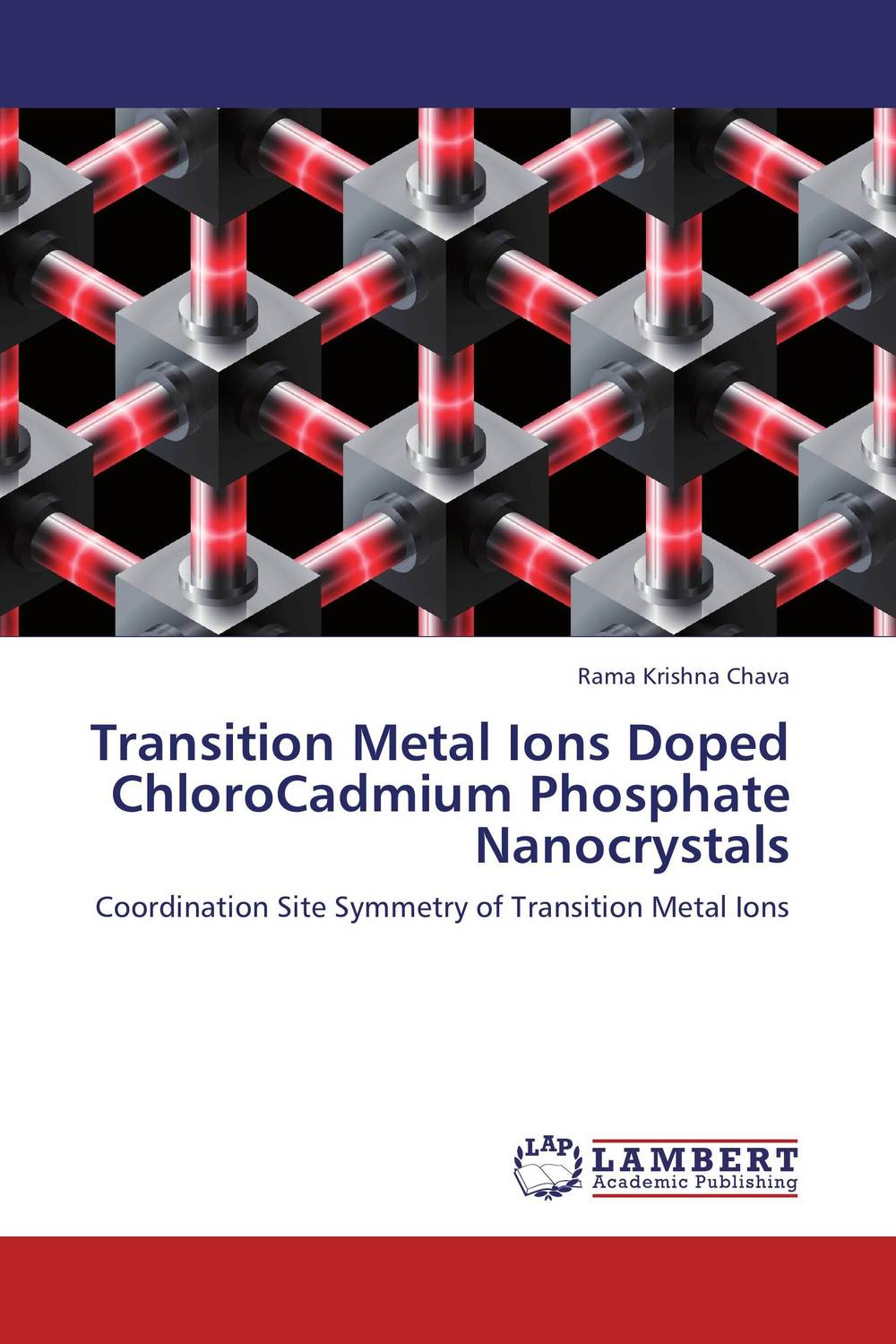 Transition Metal Ions Doped ChloroCadmium Phosphate Nanocrystals carbohydrate doped mgb2 superconductor for magnet application