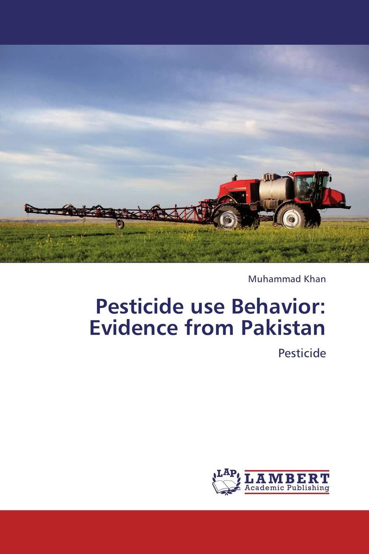 Pesticide use Behavior: Evidence from Pakistan