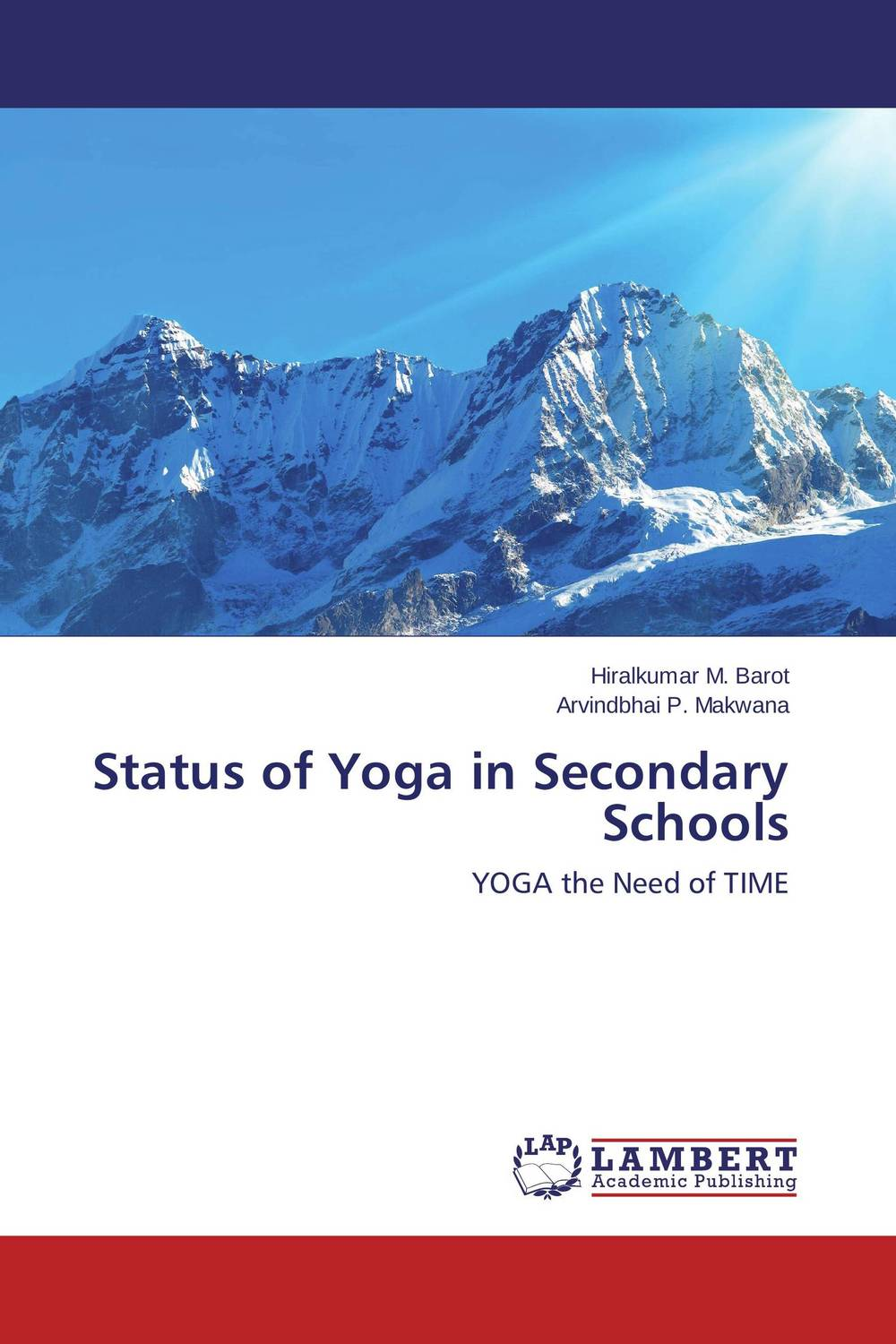 Status of Yoga in Secondary Schools citizenship education and secondary schools in europe