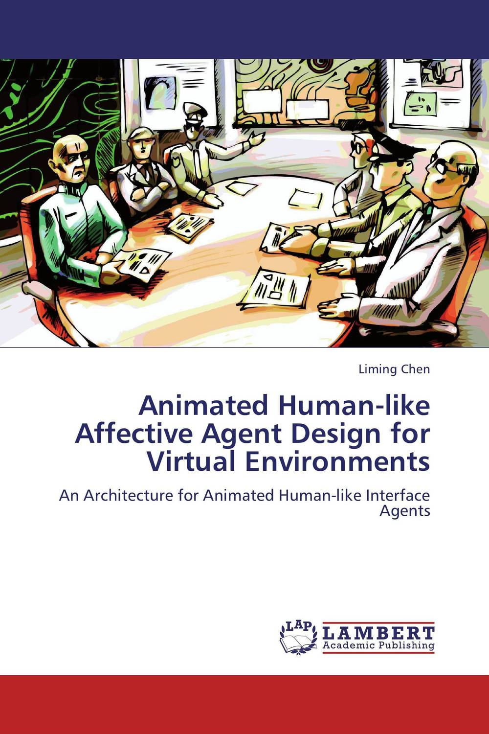 Animated Human-like Affective Agent Design for Virtual Environments a group agent architecture based on fipa and ontology