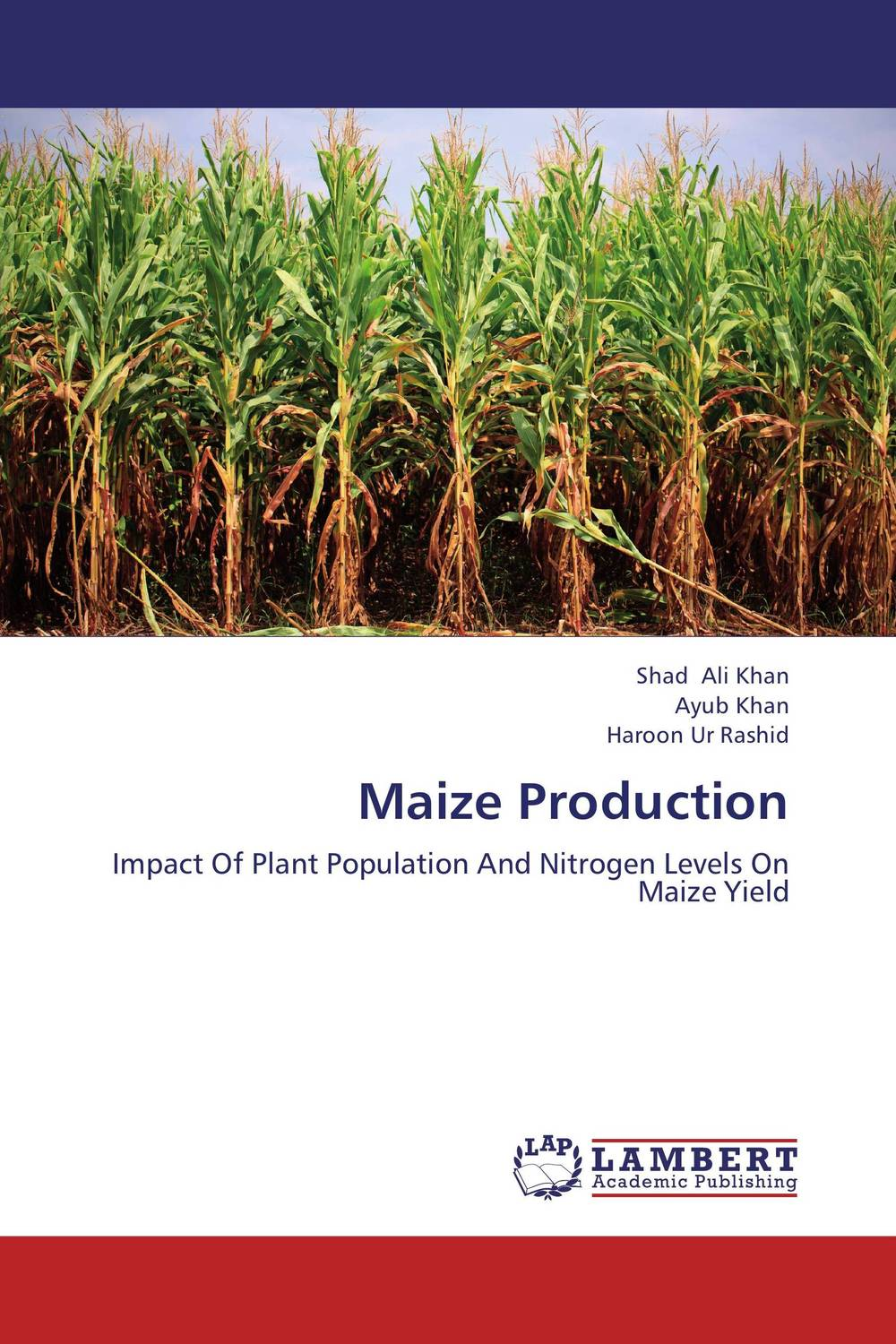 Maize Production evaluation of lucern as a predator source for wheat aphids