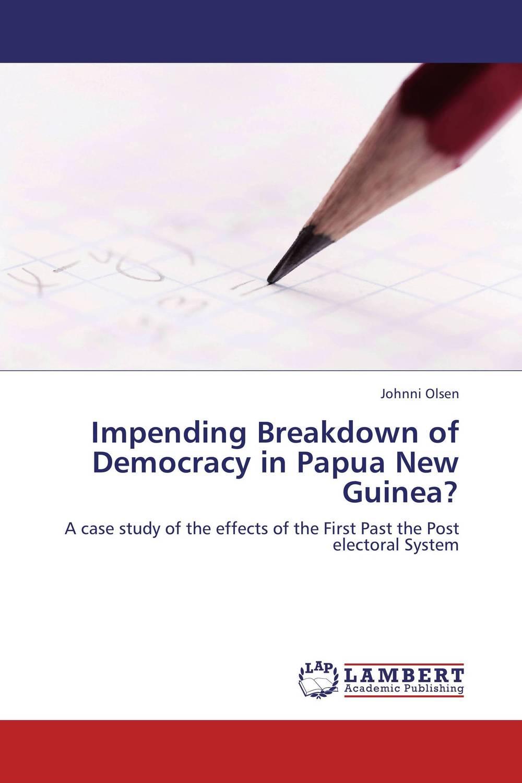 Impending Breakdown of Democracy in Papua New Guinea? футболка osiris breakdown white