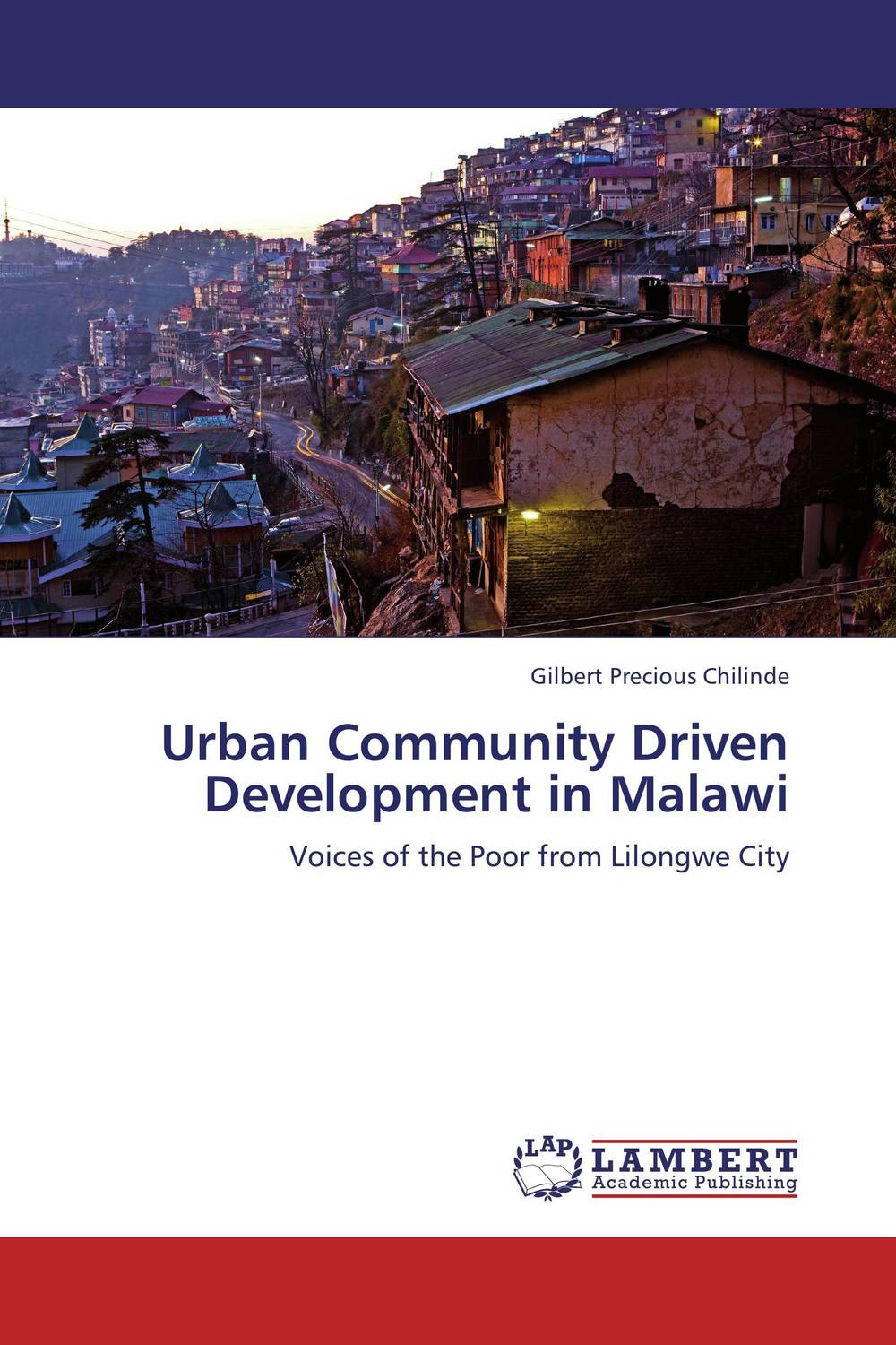 Urban Community Driven Development in Malawi driven to distraction