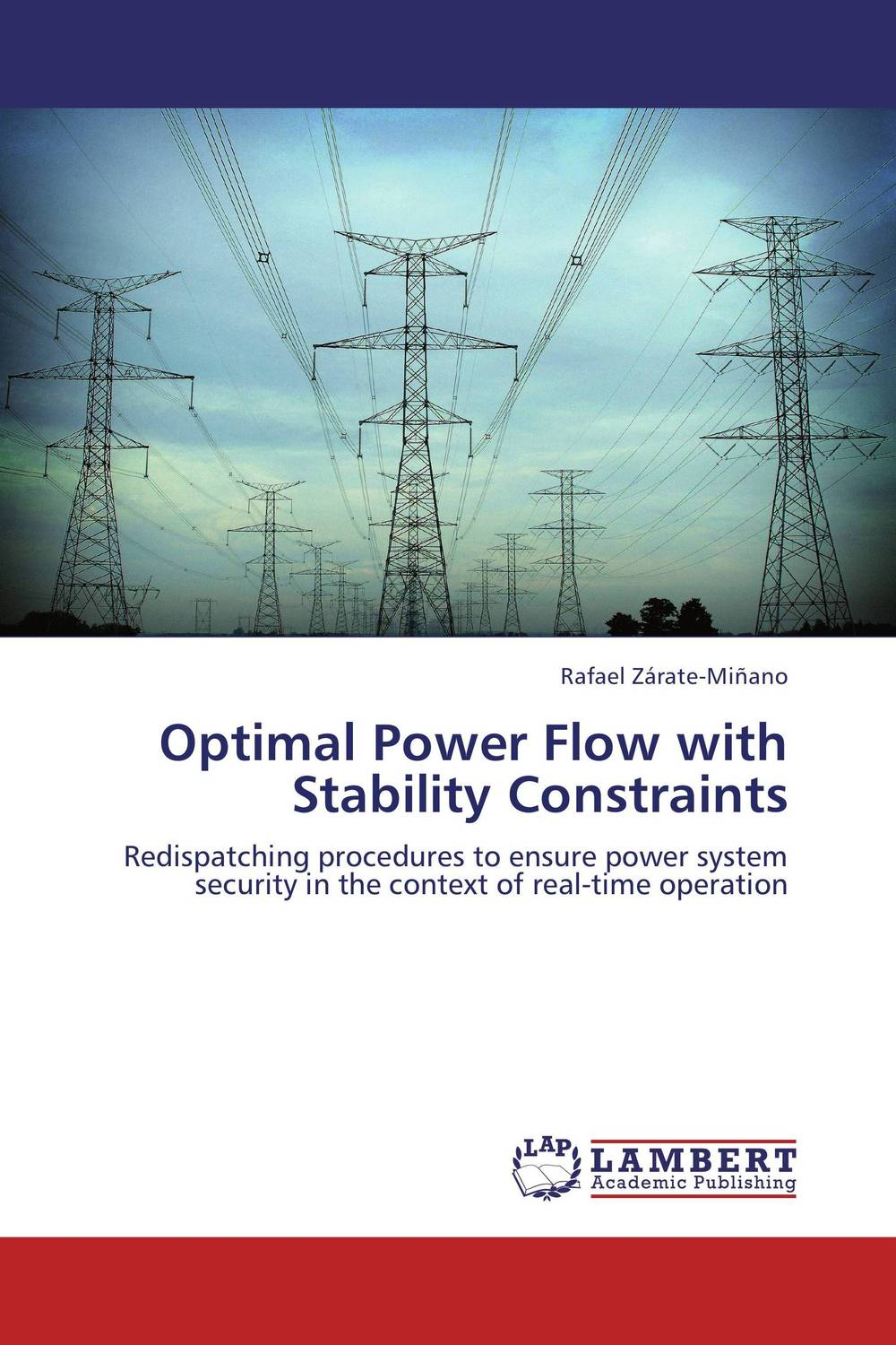 Optimal Power Flow with Stability Constraints xuan liu time consistency of optimal policy in a small open economy