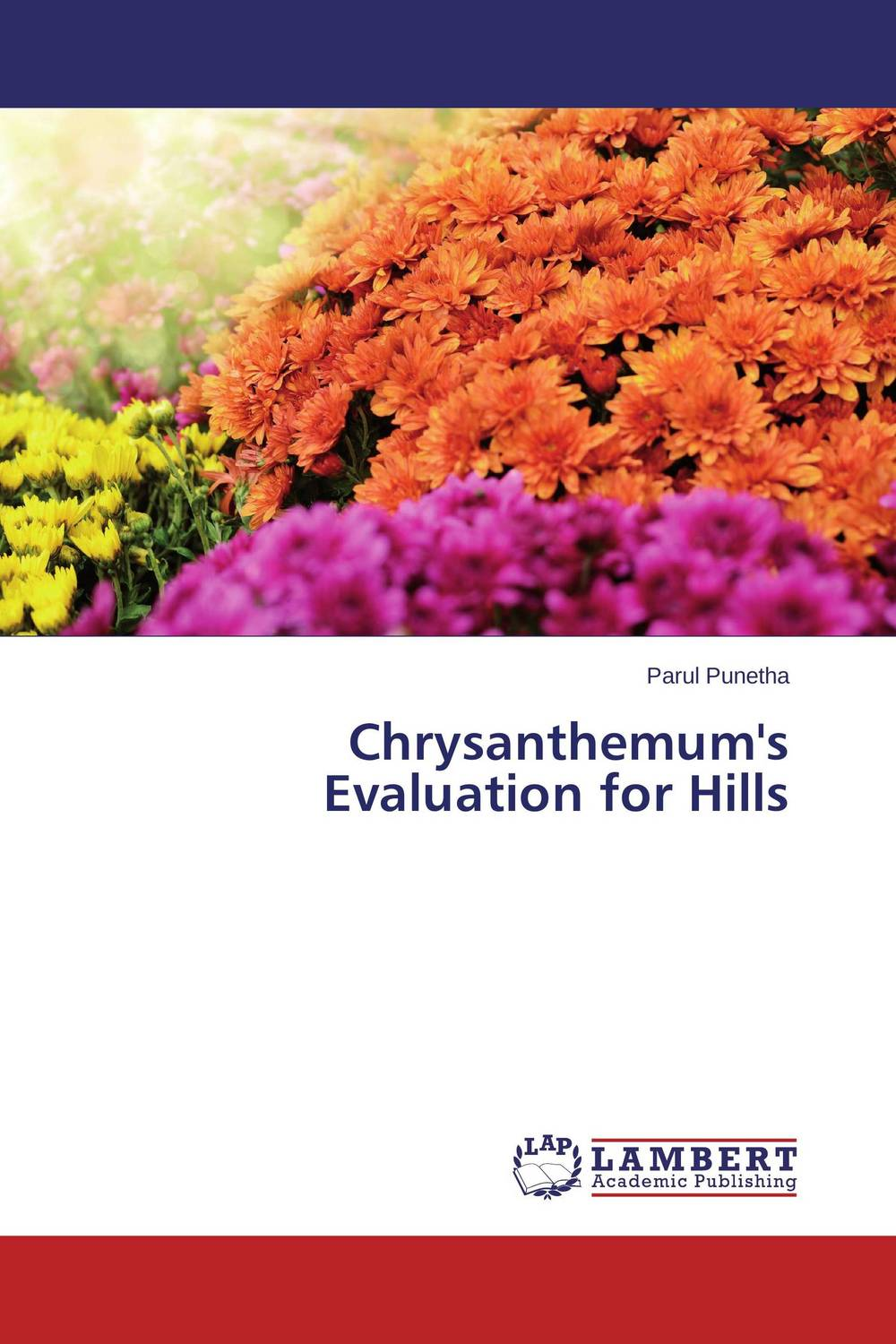Chrysanthemum's Evaluation for Hills pastoralism and agriculture pennar basin india