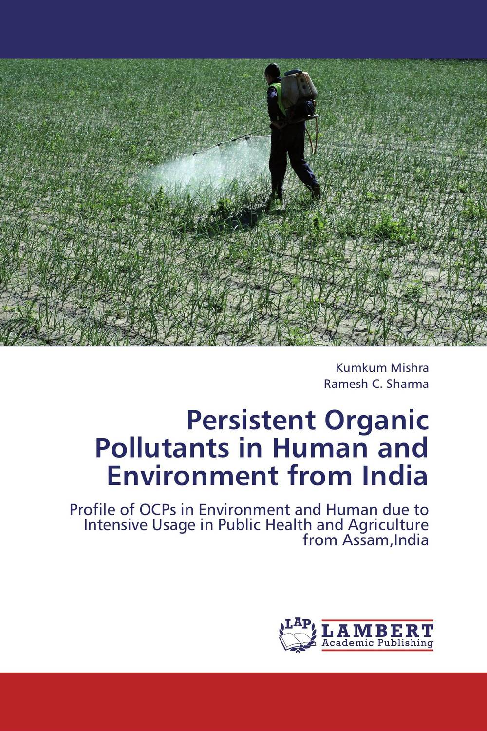 Persistent Organic Pollutants in Human and Environment from India цена