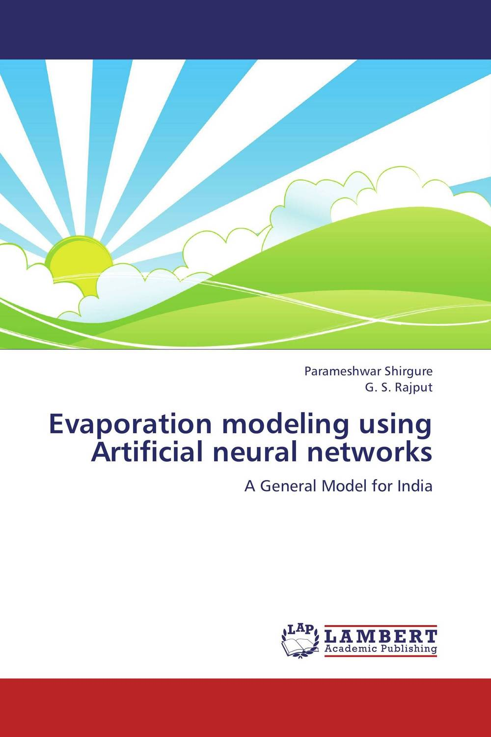 Evaporation modeling using Artificial neural networks wind resource assessment and forecast with artificial neural networks